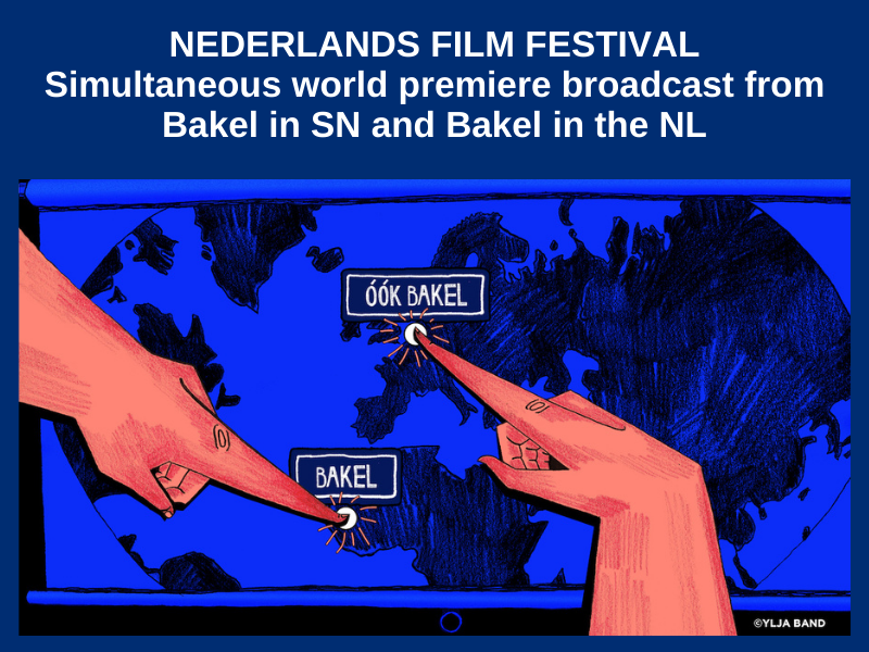 """SIMULTANEOUS WORLD PREMIERE BROADCAST FROM BAKEL IN SENEGAL AND BAKEL IN THE NETHERLANDS OF THE DOCUMENTARY FILM """"THE OTHER SIDE OF TOWN / AAN DE ANDERE KANT"""" : ON SEPTEMBER 29, 2018"""